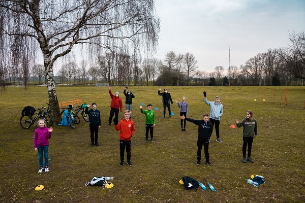 U15 Outdoortraining 2021 1